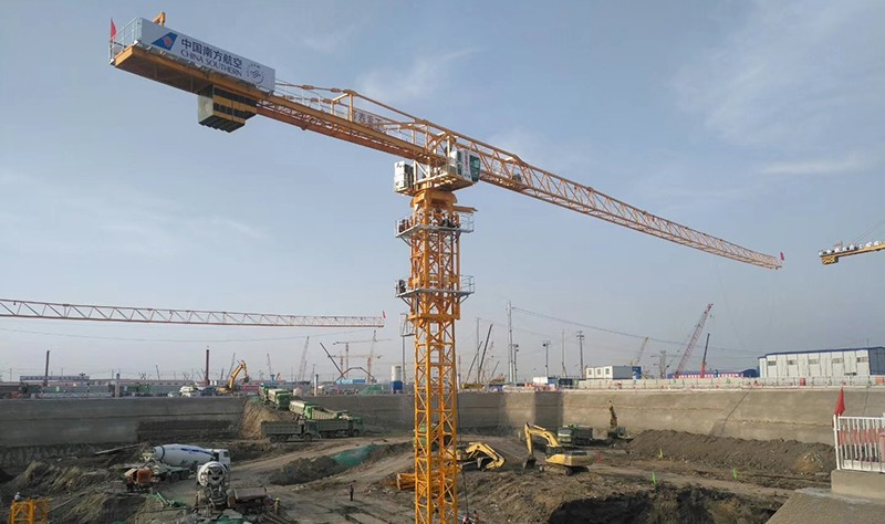 Topless Tower Crane TTC8018-16