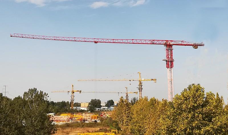 Topless Tower Crane TTC8018L-12