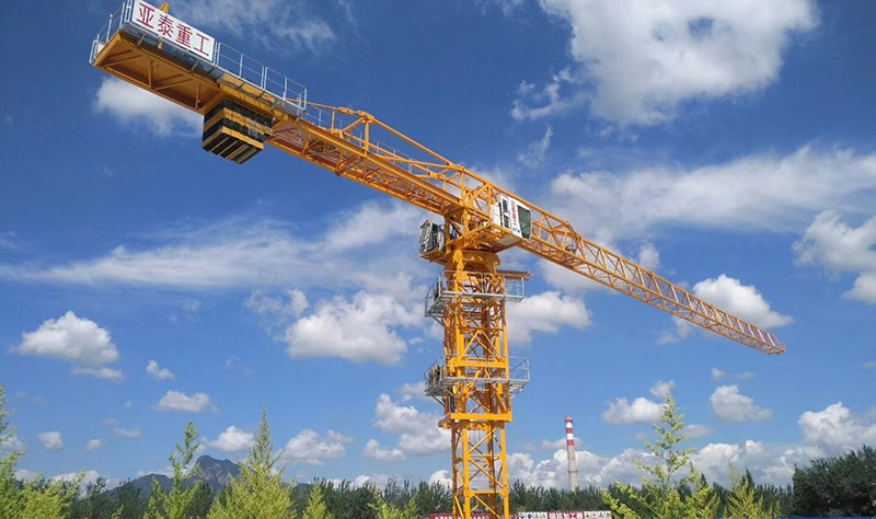 Topless Tower Crane TTC8018-12