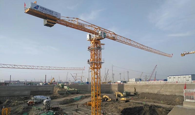 Topless Tower Crane TTC8018-12