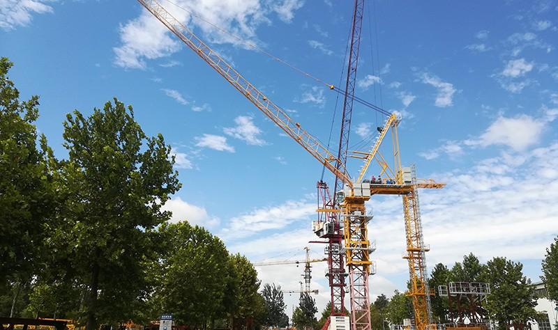 Luffing Tower Crane LTC5522-14