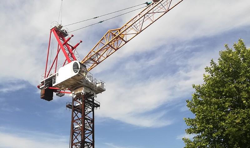Luffing Tower Crane LTC6053-24