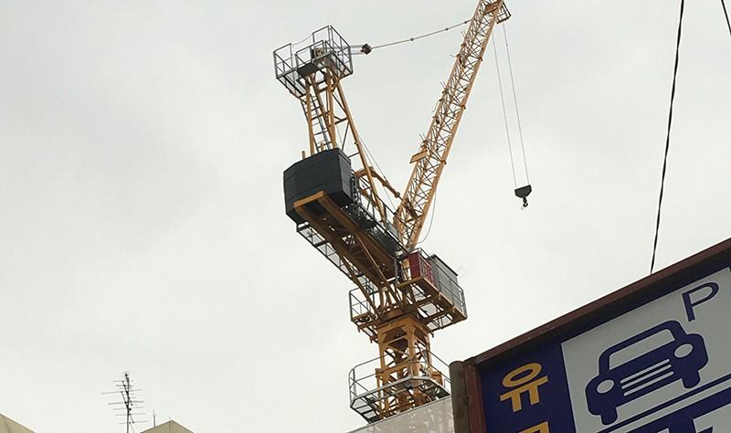 Topless Tower Crane LTC5013-8