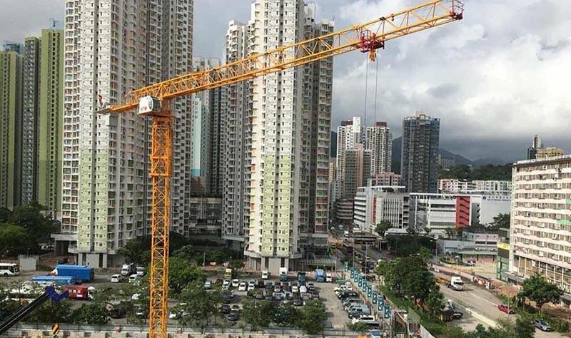 Topless Tower Crane TTC7530-20