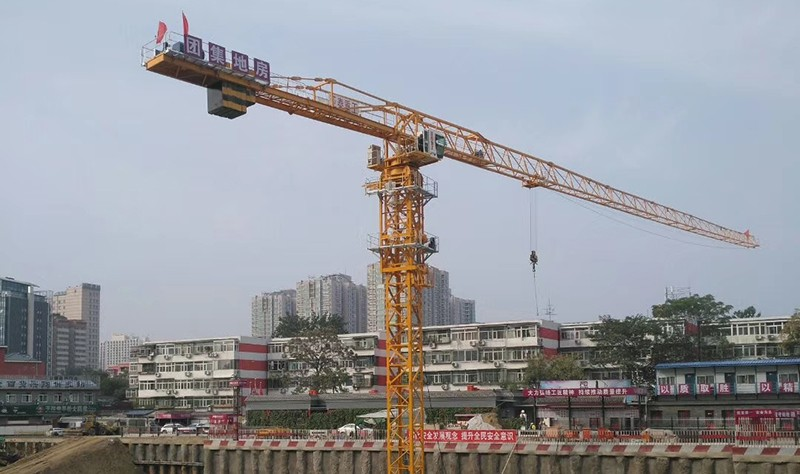 Topless Tower Crane TTC6013-6
