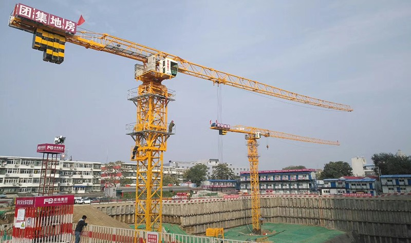 Topless Tower Crane TTC6016-8